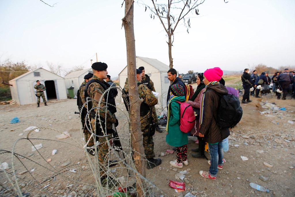 """Moria – wenn die """"europäische Werteunion"""" Flüchtlingshilfe leistet"""