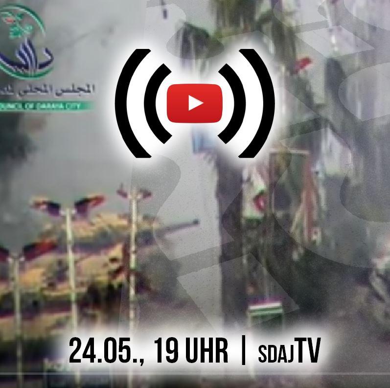 Brennpunkt Nahost – Expertengespräch mit Manfred Ziegler