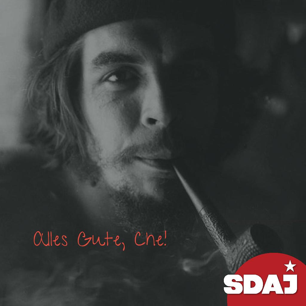 Alles Gute, Che!