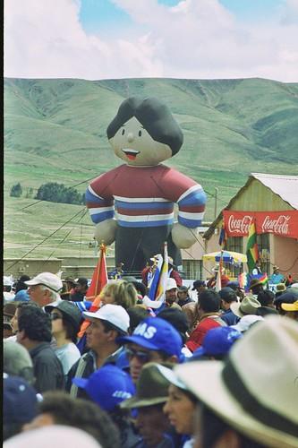 Wahl in Bolivien: Wer hat hier gefälscht?