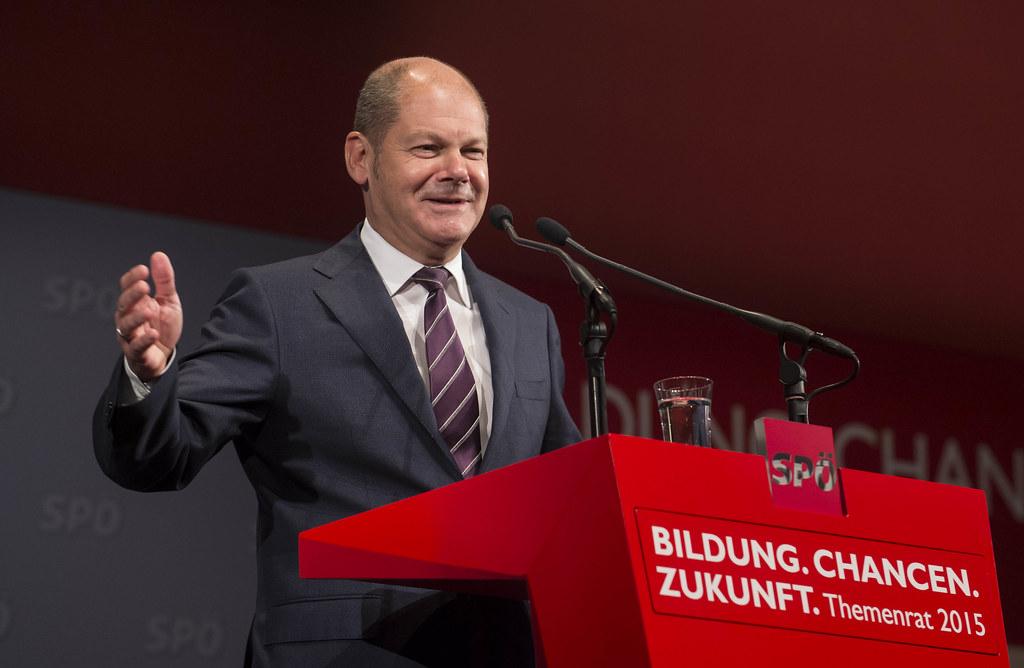 Der offene Brief an Olaf Scholz