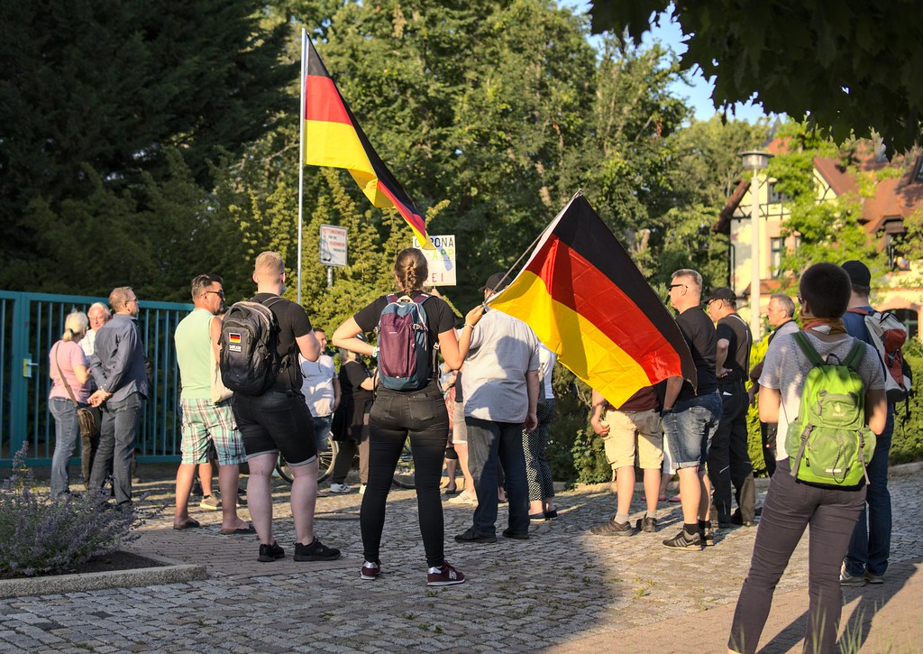 Stellungnahme der SDAJ zu den Corona-Demos in Berlin am 29.08.2020