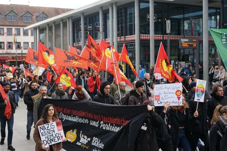 Hanau muss die Endstation von rassistischen Anschlägen werden