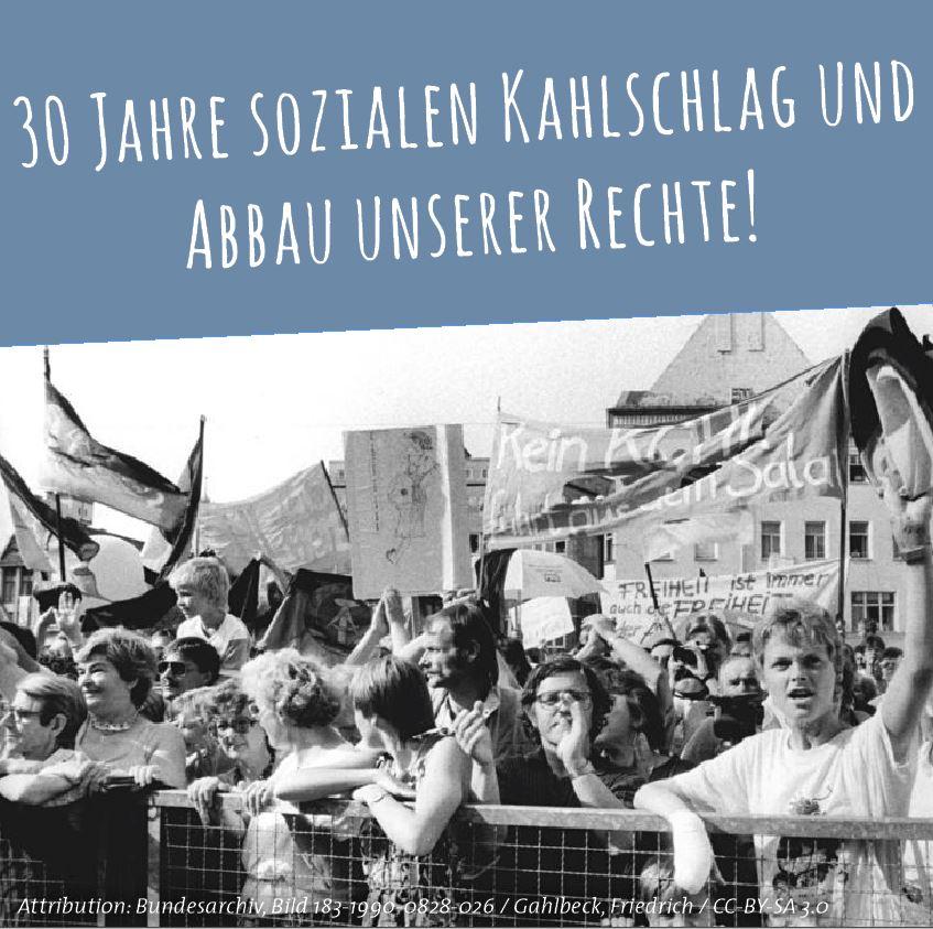 """30 Jahre """"Wiedervereinigung"""""""