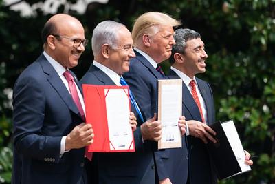 Falscher Frieden – Zu den jüngsten Entwicklungen in Nahost