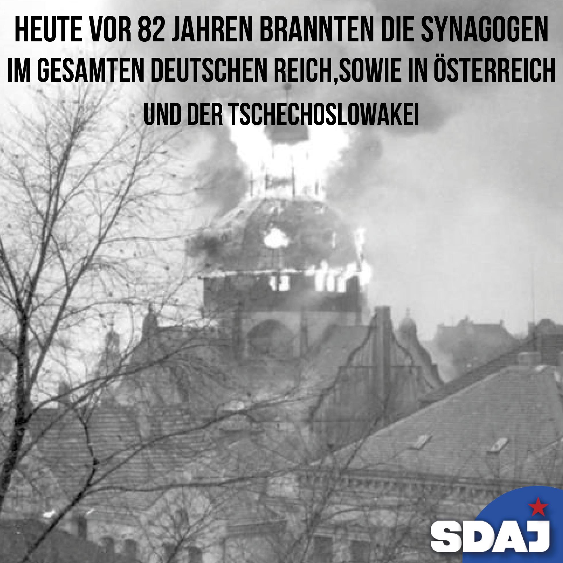 Jahrestag der Reichsprogromnacht