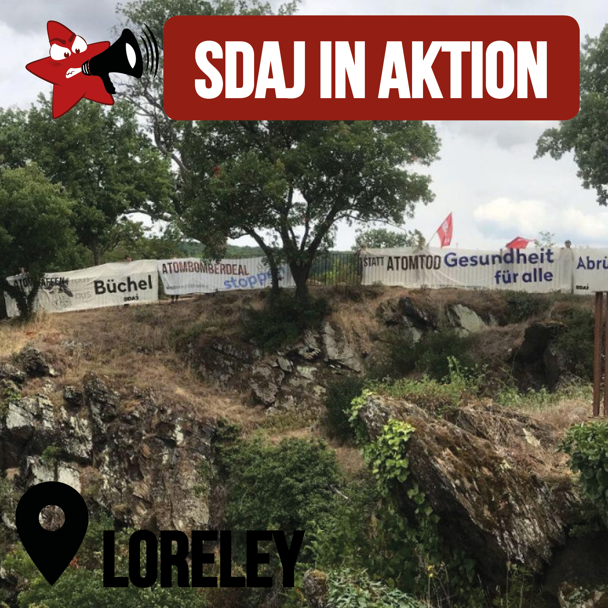 SDAJ in Aktion: Loreley