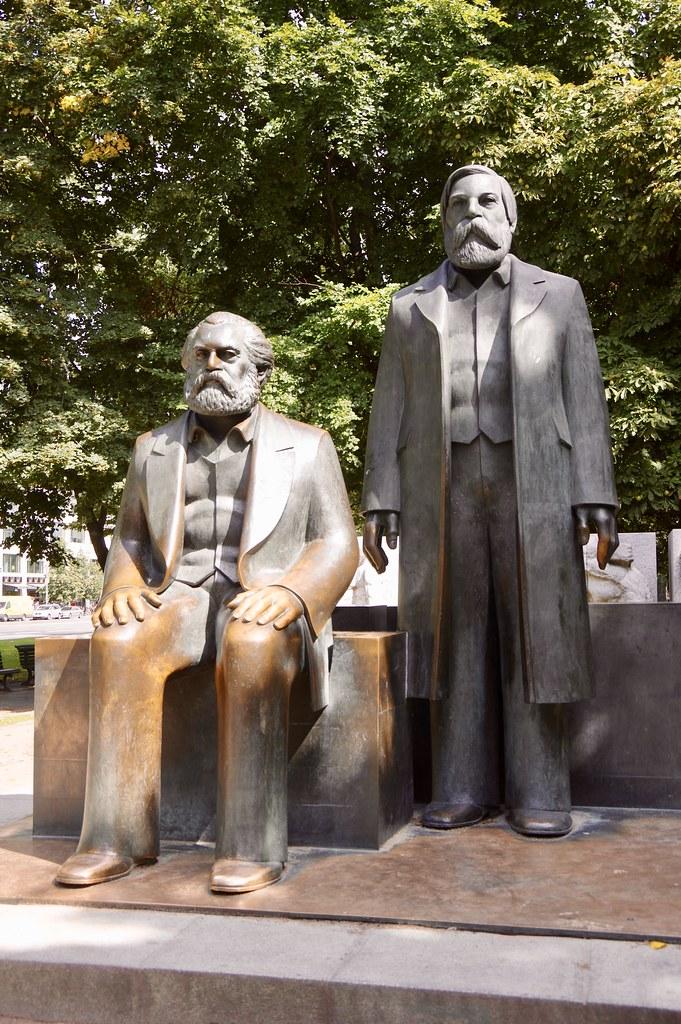 Friedrich Engels und der Marxismus – Wer war dieser Mann?