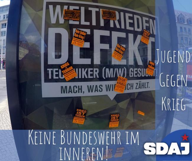 Die Bundeswehr im Inneren