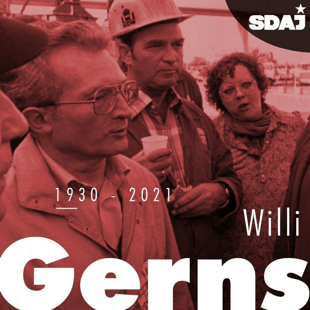 – Willi Gerns verstorben –