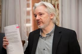 Freiheit für Julien Assange!