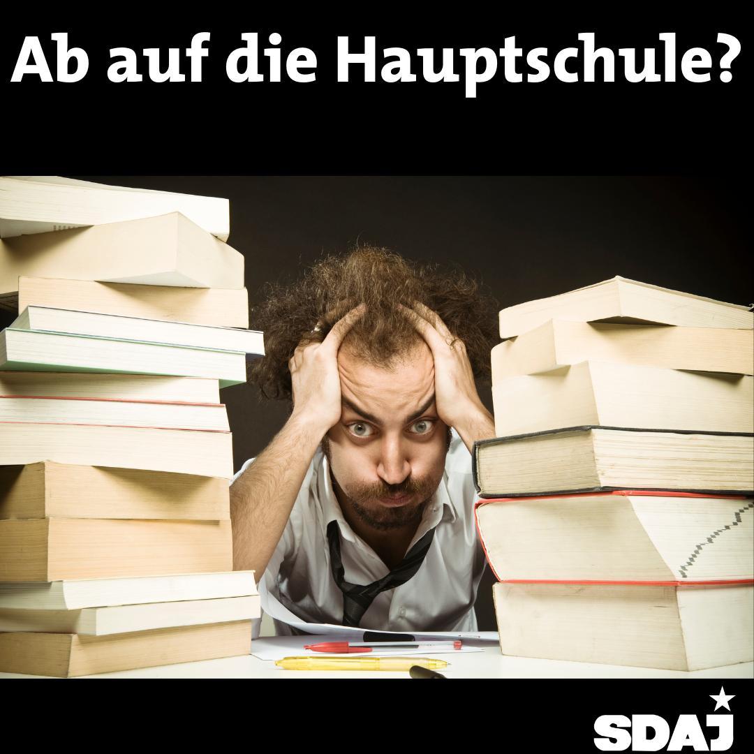"""""""Versetzungsordnung"""" in Sachsen Anhalt"""