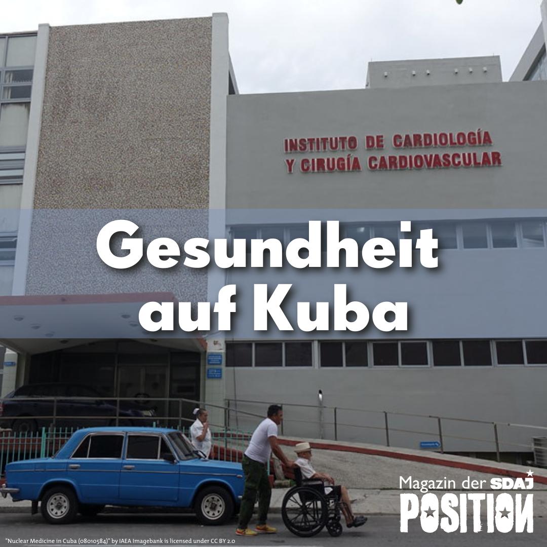 Das Gesundheitssystem auf Kuba