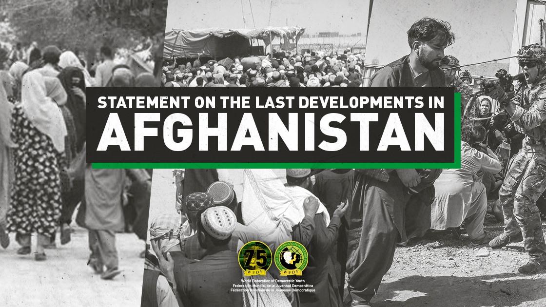 Kabul ist gefallen – ein Erbe des Imperialismus!