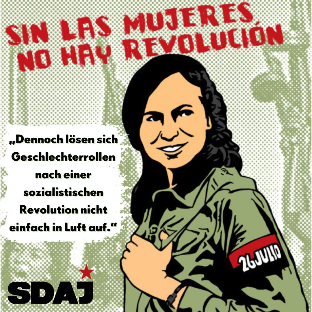 Frauen auf Kuba Revolutionärinnen und Kämpferinnen für den Fortschritt