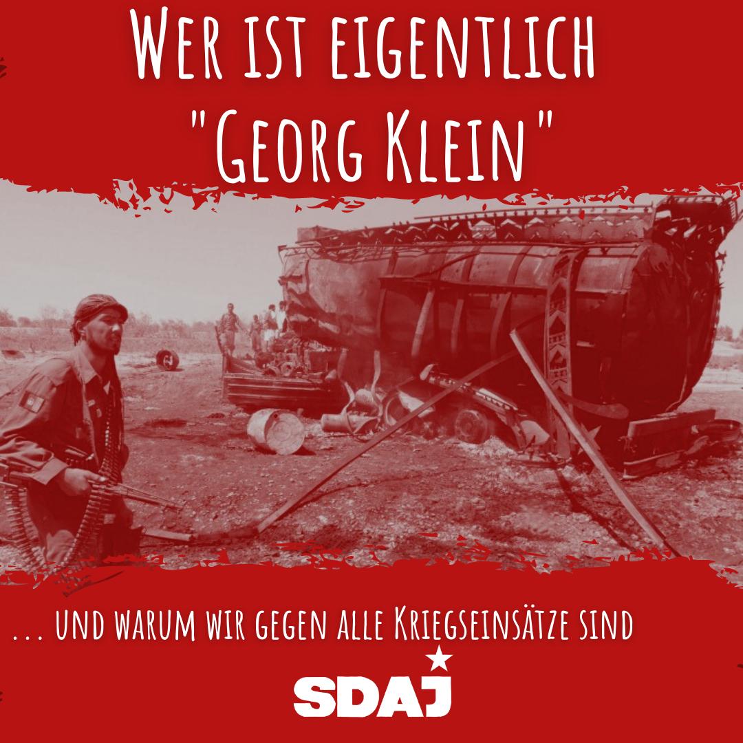 Wer ist eigentlich Georg Klein?